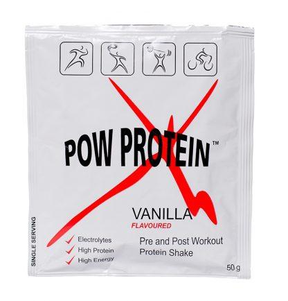 Pow Protein Vanilla