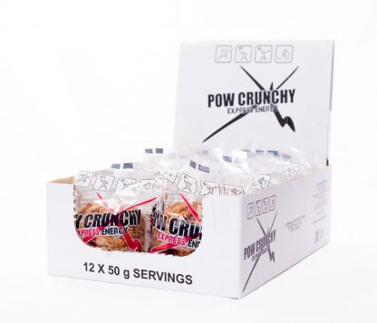 Pow Crunchy box
